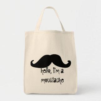 Moustache Bag