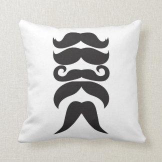 Moustache Choices Pillows