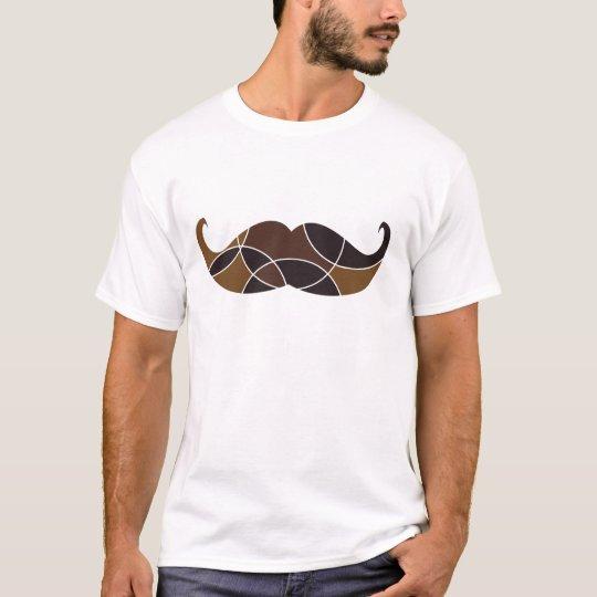 Moustache design T-Shirt