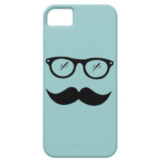 Moustache Glasses Case