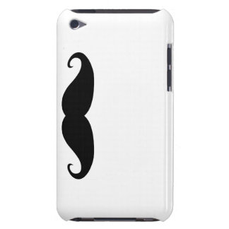 Moustache ITouch case! iPod Case-Mate Cases