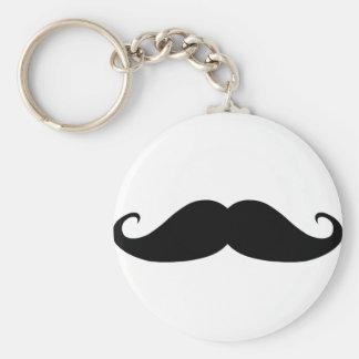Moustache! Key Chains