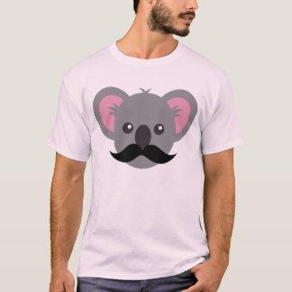Moustache Koala T-Shirt