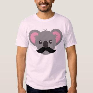 Moustache Koala Tee Shirt
