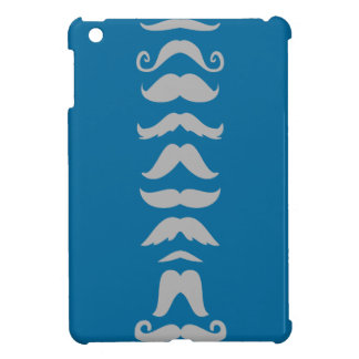 Moustache Line Up Case For The iPad Mini