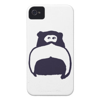 Moustache Monkey iPhone 4 Case