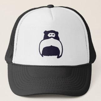 Moustache Monkey Trucker Hat
