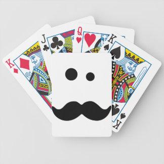 Moustache Pakje Kaarten