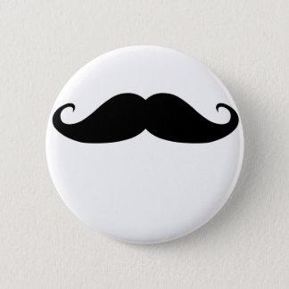 Moustache! Pinback Button