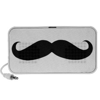 Moustache Portable Speakers for your tablet, phone