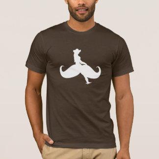 Moustache Ride Tee Shirt