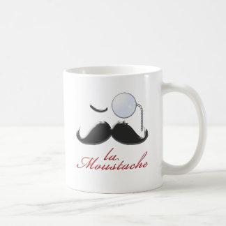 Moustache Taza