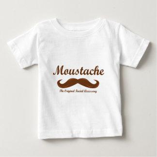 Moustache - The Original Facial Accessory Baby T-Shirt