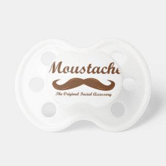 Moustache - The Original Facial Accessory Pacifier