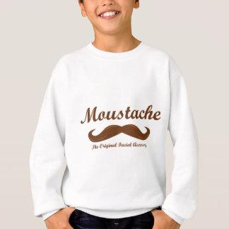 Moustache - The Original Facial Accessory Sweatshirt