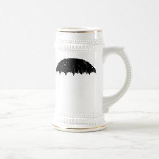 Moustache_tremble Tazas De Café