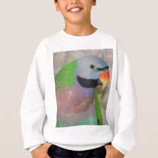 Moustached Parakeet Sweatshirt