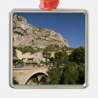 Moustiers-Sainte-Marie Provence France Christmas Tree Ornament