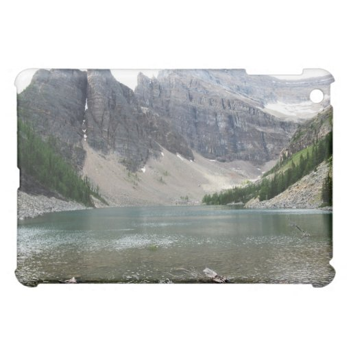 Moutain and Lake View Ipad Case