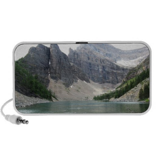 Moutain and Lake View Speaker