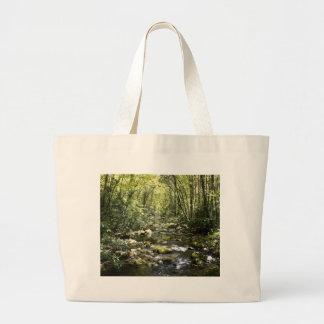 Moutain Creek Jumbo Tote Bag