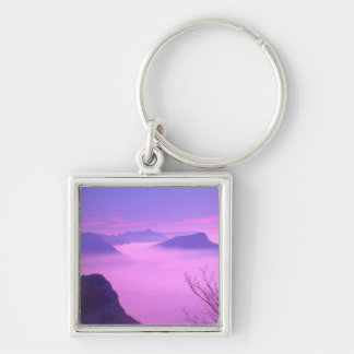 Moutain keychain