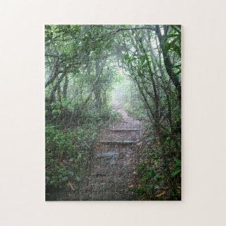 Moutain Laurel Trail Puzzle
