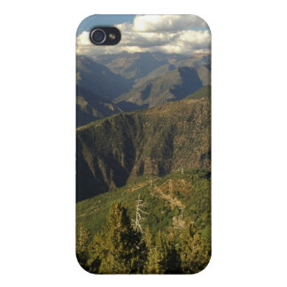 Moutains Cover For iPhone 4