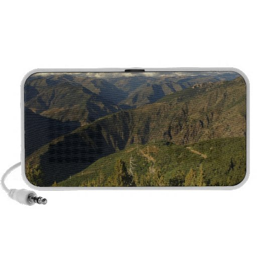 Moutains iPod Speakers