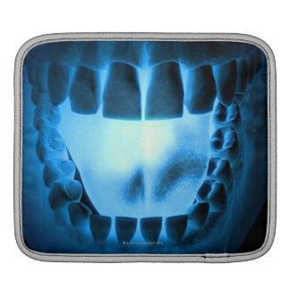 Mouth Area iPad Sleeve