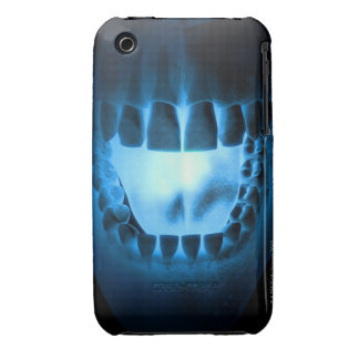Mouth Area iPhone 3 Case-Mate Case