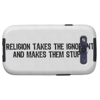 Mouth Breather Truth Samsung Galaxy SIII Cover