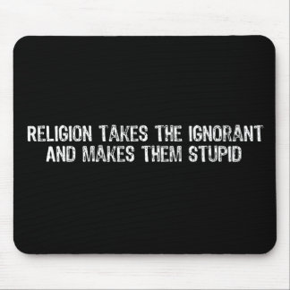 Mouth Breather Truth Mouse Pad