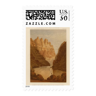 Mouth of the Lower Grand Canon Postage