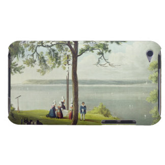 Mouth of the Seine, from 'Views on the Seine', eng iPod Touch Case-Mate Case