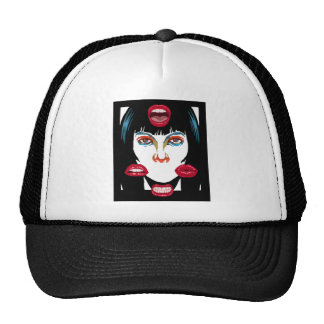 Mouths Trucker Hat