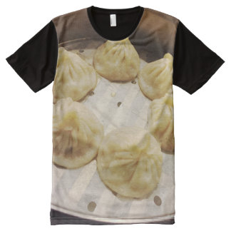 Mouthwatering || Little Dragon Dumplings || Photo All-Over-Print T-Shirt