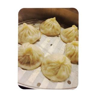 Mouthwatering || Little Dragon Dumplings || Photo Magnet