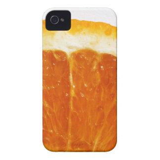 Mouthwatering orange slice case