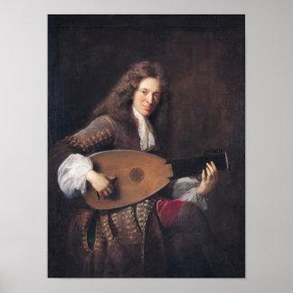Mouton 1690 de Charles Póster