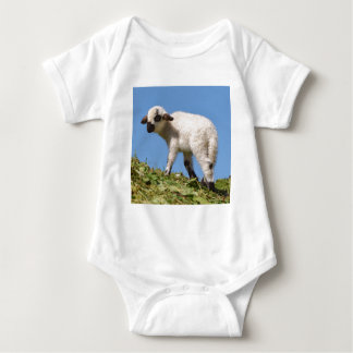 Mouton Sheep of Thones et Marthod Baby Bodysuit