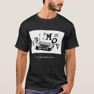 MOV- T Shirt (black)