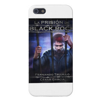 Movable housing 'the prison of Black Rock' Cover For iPhone SE/5/5s
