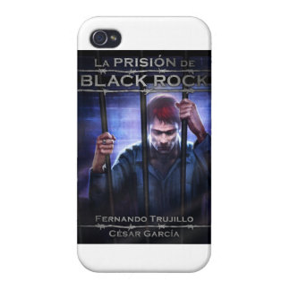 Movable housing 'the prison of Black Rock' iPhone 4 Case
