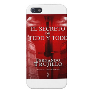 Movable housing 'the secret of Tedd and Todd' iPhone 5 Cases