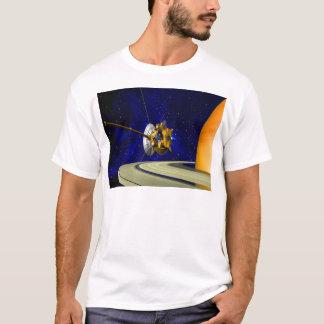 move around love cassini saturn orbit insertion so T-Shirt