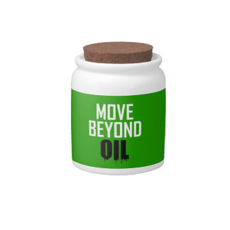 Move Beyond Oil Candy Dishes