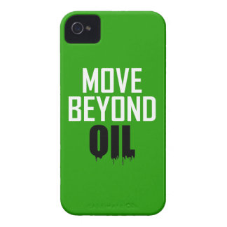 Move Beyond Oil Case-Mate iPhone 4 Case