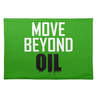 Move Beyond Oil Cloth Placemat