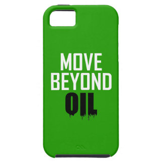 Move Beyond Oil iPhone SE/5/5s Case